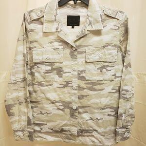 Sanctuary camo jacket size M